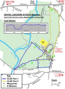 CL5K Route